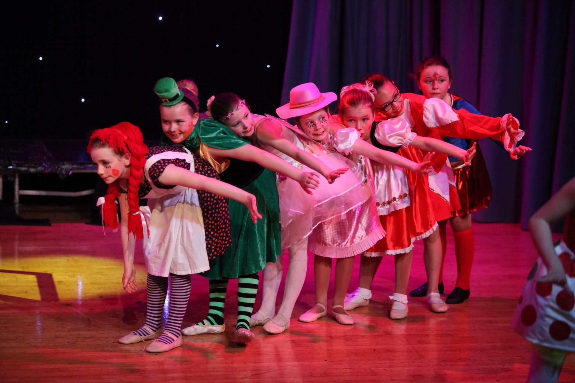 Musical Theatre dancing
